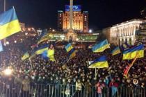 Vlasti Ukrajine između Moskve i Brisela, demonstranti prenoćili na ulici