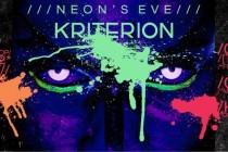 NEON'S EVE – FLUORESCENTNI PARTY PONOVO U KRITERIONU