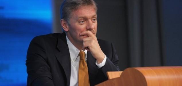 Peskov: Rusija se neće mešati u unutrašnja pitanja Ukrajine