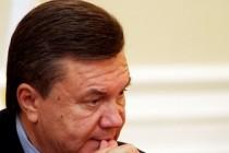 Švicarska zamrznula bankarske račune Viktora Janukoviča