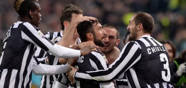 Juventus pregazio Romu