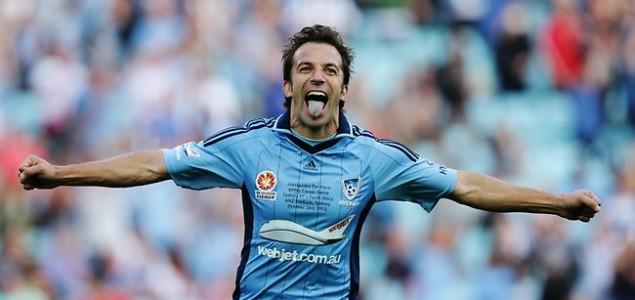 Del Piero otkrio tajnu: 'Želio sam u Liverpool, ali sam već dao riječ Sydneyju'
