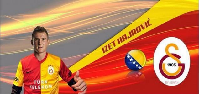 Evo šta navijači Galatasaraya misle o Izetu Hajroviću