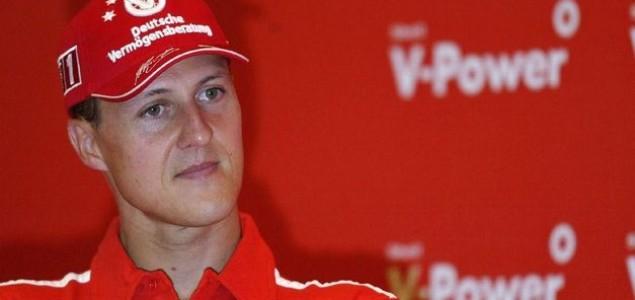Schumacherovo zdravstveno stanje sve bolje