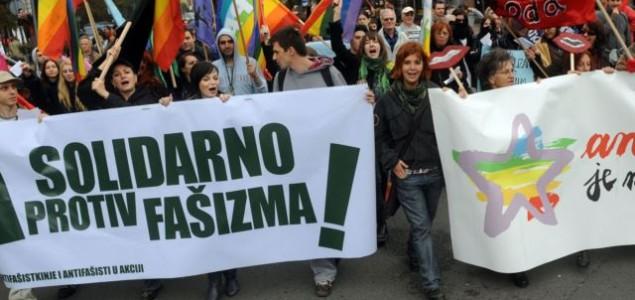 Mladi antifašisti regije: Hrabro i dosljedno protiv fašizma
