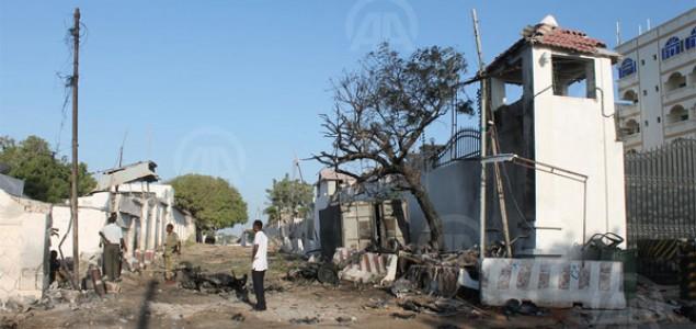 Somalija: U bombaškim napadima najmanje 10 mrtvih i 30 povrijeđenih
