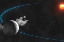 Patuljasta planeta Ceres 1 ispušta paru
