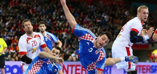 Poznati polufinalisti EP-a za rukometaše: Hrvatska protiv Danske, Španija sa Francuskom