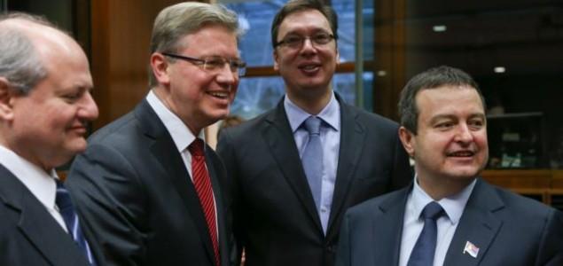 File: Početak pregovore sa EU istorijski dan za Srbiju