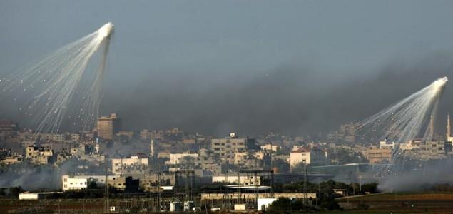 Izrael nastavlja sa zračnim napadima na pojas Gaze