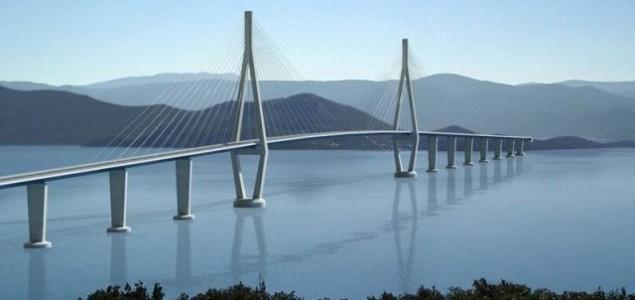 Hrvatska: Ministarstvo demantiralo napise o Pelješkom mostu