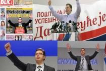 Izborna prognoza za Srbiju