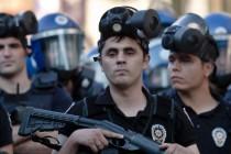 Turska: U Ankari smijenjeno 350 policijskih službenika