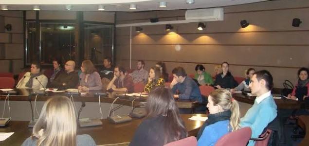 Forum mladih Naše stranke organizirao tribinu pod nazivom Prilike za mlade na tržištu rada BiH