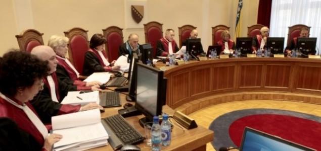Ustavni sud BiH: Ocjena ustavnosti provjere podataka u RS