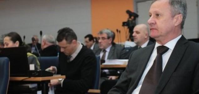 Skupština KS prihvatila ostavku Zeljkovića i razriješila dužnosti sve ministre u Vladi KS