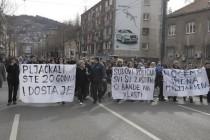Srđan Dizadarević: Konstantan pritisak na demonstrante
