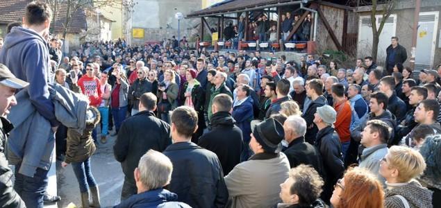 Protesti u Jajcu