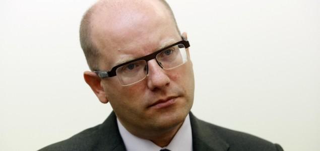 Češki parlament imenovao vladu na čelu s premijerom Bohuslavom Sobotkom