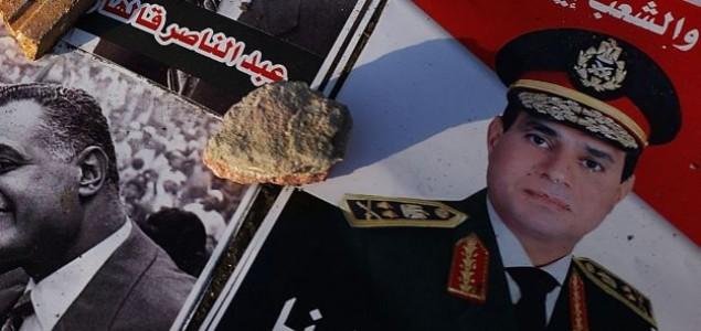 """Egipatski maršal Sisi potvrdio da će se kandidirati za predsjednika: """"Nemam drugog izbora nego odgovoriti na poziv egipatskog"""