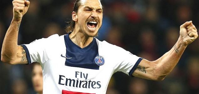 Ibrahimović najbolji igrač francuskog prvenstva