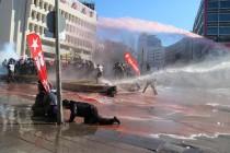 Ankara: Policija rastjerala prosvjednike koji su krenuli ka parlamentu