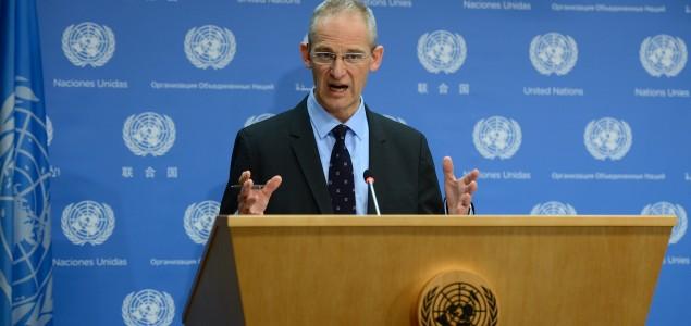 Martin Nesirky: UN nema duple standarde prema dešavanjima u BiH i Ukrajini