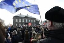 Protest u Reykjaviku: Islanđani žele u EU