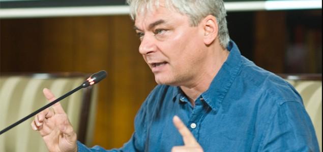 Boris Buden: Milanović je otišao u Mostar po simpatije hrvatskih nacionalista, po njihove glasove na predstojećim hrvatskim izborima