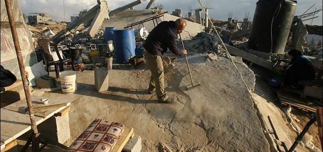 Dva izraelska zračna napada u pojasu Gaze