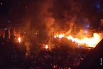 Kijev u plamenu, EU najavljuje sankcije