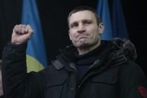 Službeno: Vitalij Kličko kandidat za predsjednika Ukrajine