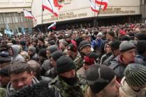 U Ukrajini ponovo drama: Vojska spremna da reaguje na Krimu