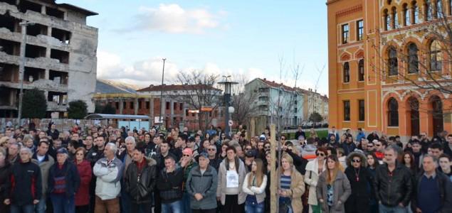 Plenumi i protesti širom BiH