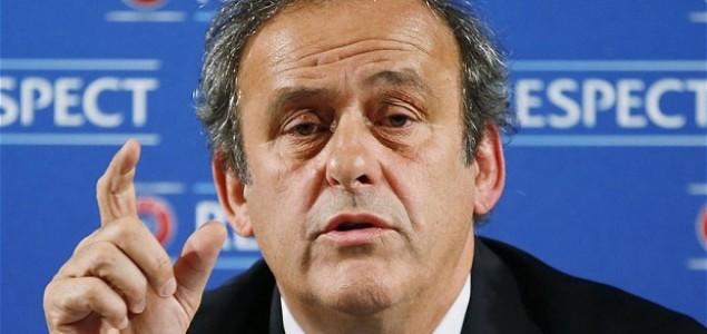 Uhićen Michel Platini