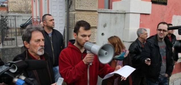 Novinari i građani izbačeni sa sjednice HNK-a