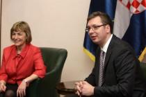 Vučić -Pusić: Nema povlačenja tužbi