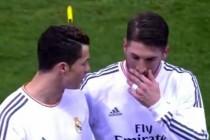 """""""Atentat"""" na najboljeg nogometaša svijeta: Ronaldo kod Atletica pogođen upaljačem u glavu"""