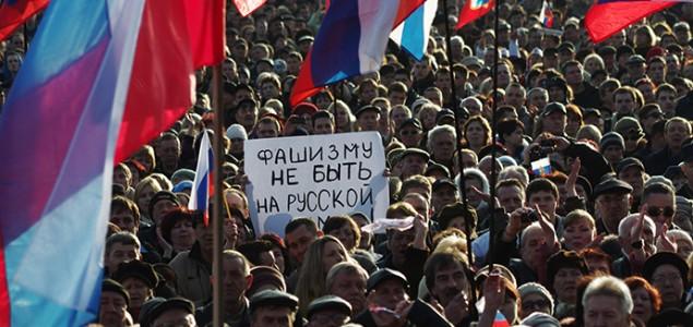 Krim na nogama: Rusijo, spasi nas!