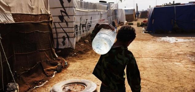 Sirijska djeca u izbjeglištvu rade i po 12 sati da prehrane porodice