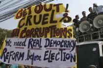 Prosvjednici ponovno na ulicama Tajlanda, još se ne znaju rezultati izbora