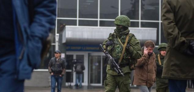 I dalje napeto u Ukrajini: Naoružani ljudi zaposjeli aerodrom krimske prijestolnice