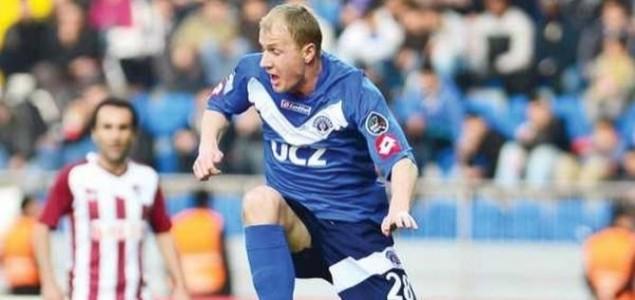 Ibričić ušao u 77. minuti, pa zabio dva gola za Erciyesspor