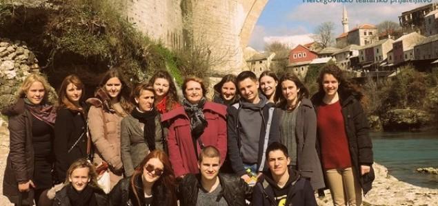 Hercegovačko teatarsko prijateljstvo: Mladi iz četiri bh. multietnička grada ujedninjeni kroz umjetnost