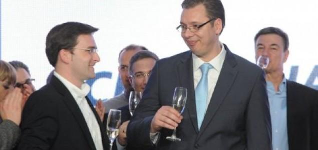 Velika pobjeda: Aleksandar Vučić osvojio apsolutnu većinu na izborima u Srbiji
