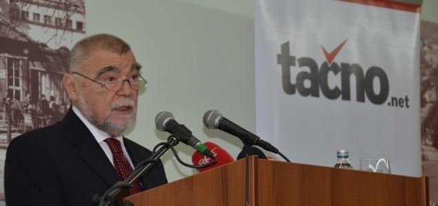 Stjepan Mesić u Mostaru: Vrijeme za Dayton II