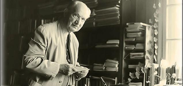 Martin Heidegger: Manjak svetih imena
