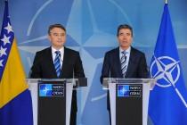 Komšić – Rasmussen u Bruxellesu: NATO spreman aktivirati MAP za članstvo BiH