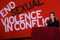 Angelina Jolie: Moramo stati uz žrtve seksualnog nasilja
