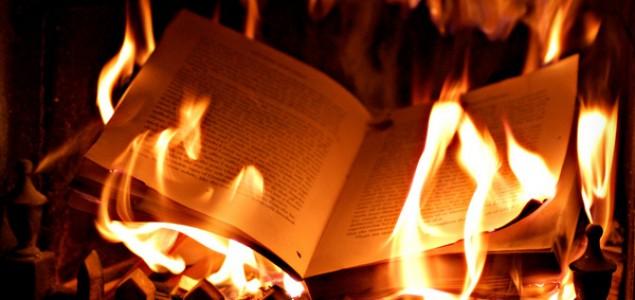 Doba kada su gorjele knjige